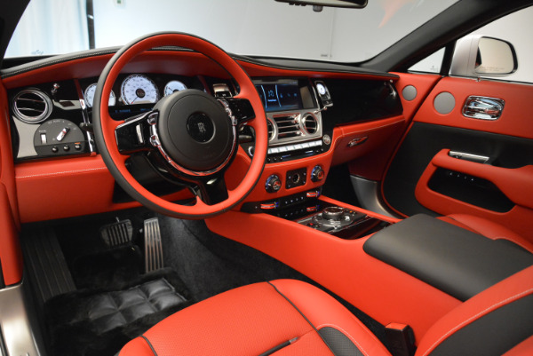 New 2018 Rolls-Royce Wraith for sale Sold at Pagani of Greenwich in Greenwich CT 06830 19