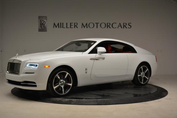 New 2018 Rolls-Royce Wraith for sale Sold at Pagani of Greenwich in Greenwich CT 06830 2