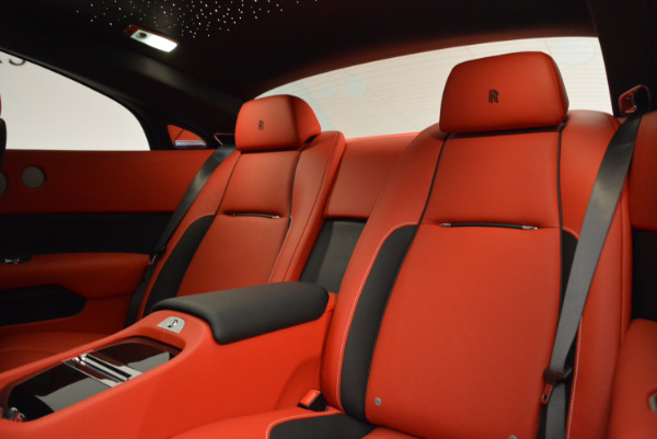 New 2018 Rolls-Royce Wraith for sale Sold at Pagani of Greenwich in Greenwich CT 06830 23