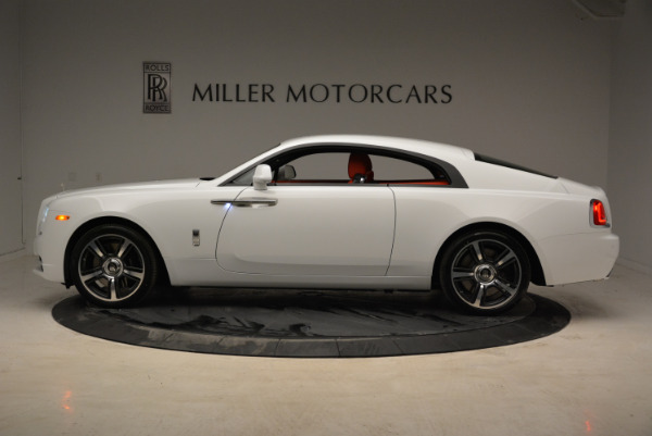 New 2018 Rolls-Royce Wraith for sale Sold at Pagani of Greenwich in Greenwich CT 06830 3