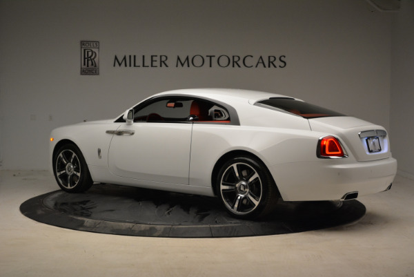 New 2018 Rolls-Royce Wraith for sale Sold at Pagani of Greenwich in Greenwich CT 06830 4