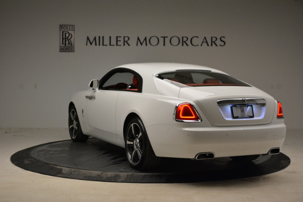 New 2018 Rolls-Royce Wraith for sale Sold at Pagani of Greenwich in Greenwich CT 06830 5