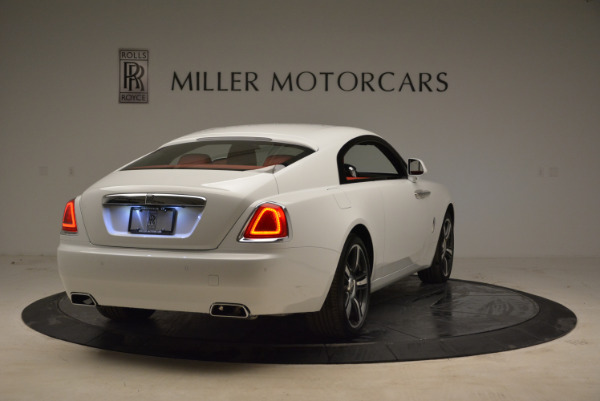 New 2018 Rolls-Royce Wraith for sale Sold at Pagani of Greenwich in Greenwich CT 06830 7