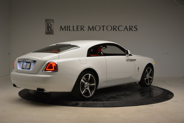 New 2018 Rolls-Royce Wraith for sale Sold at Pagani of Greenwich in Greenwich CT 06830 8