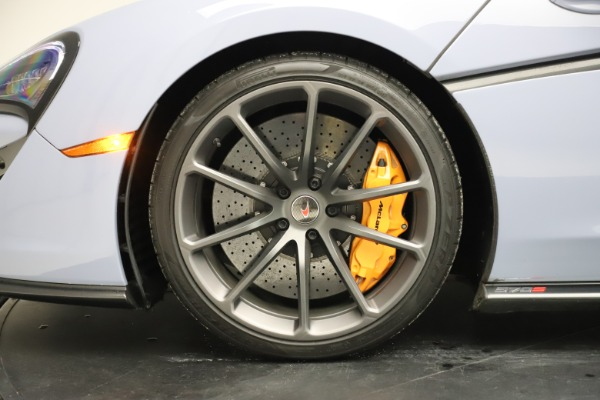 Used 2018 McLaren 570S Spider for sale Sold at Pagani of Greenwich in Greenwich CT 06830 25