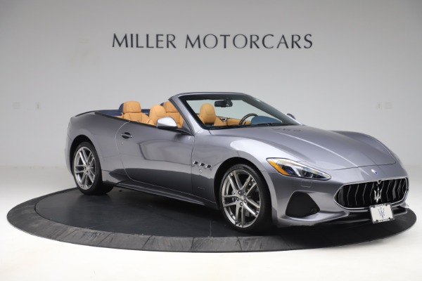 Used 2018 Maserati GranTurismo Sport Convertible for sale Sold at Pagani of Greenwich in Greenwich CT 06830 10