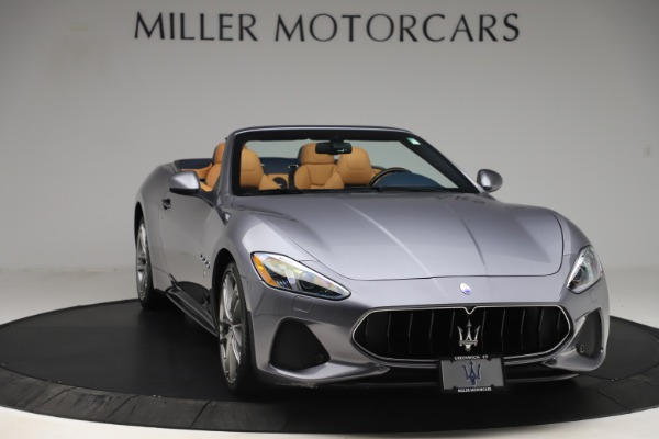 Used 2018 Maserati GranTurismo Sport Convertible for sale Sold at Pagani of Greenwich in Greenwich CT 06830 11