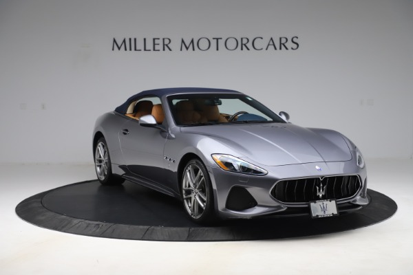Used 2018 Maserati GranTurismo Sport Convertible for sale Sold at Pagani of Greenwich in Greenwich CT 06830 13