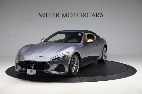 Used 2018 Maserati GranTurismo Sport Convertible for sale Sold at Pagani of Greenwich in Greenwich CT 06830 14