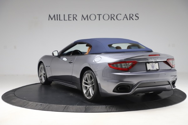 Used 2018 Maserati GranTurismo Sport Convertible for sale Sold at Pagani of Greenwich in Greenwich CT 06830 16