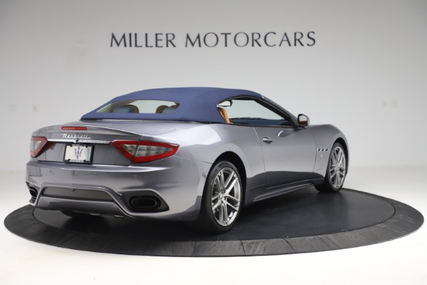 Used 2018 Maserati GranTurismo Sport Convertible for sale Sold at Pagani of Greenwich in Greenwich CT 06830 17