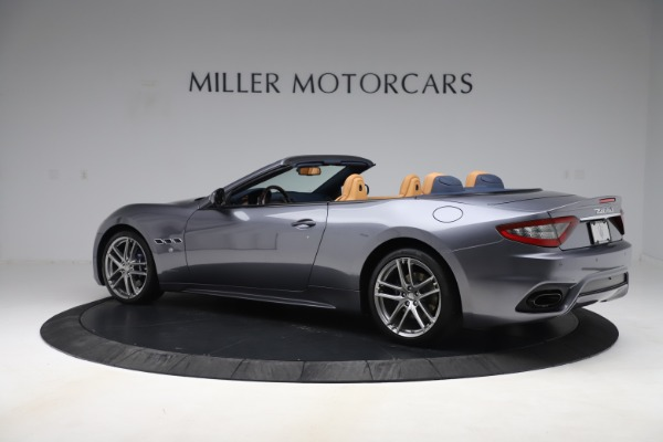 Used 2018 Maserati GranTurismo Sport Convertible for sale Sold at Pagani of Greenwich in Greenwich CT 06830 4