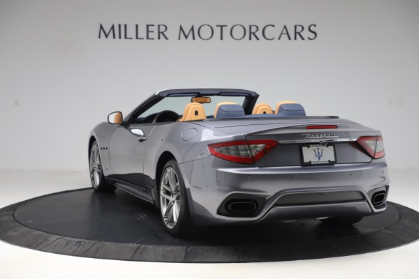 Used 2018 Maserati GranTurismo Sport Convertible for sale Sold at Pagani of Greenwich in Greenwich CT 06830 5