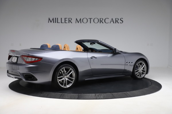 Used 2018 Maserati GranTurismo Sport Convertible for sale Sold at Pagani of Greenwich in Greenwich CT 06830 8