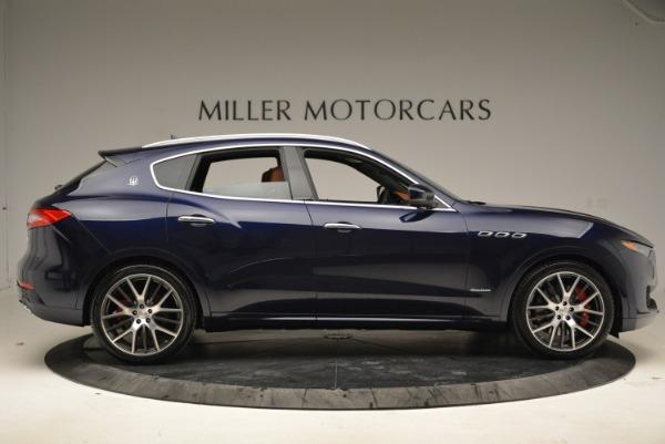 New 2018 Maserati Levante S Q4 GranLusso for sale Sold at Pagani of Greenwich in Greenwich CT 06830 10