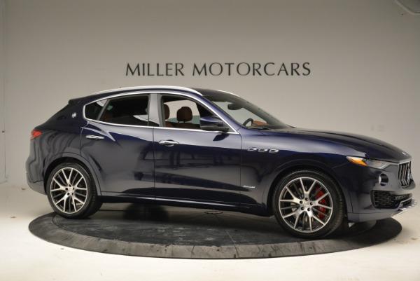New 2018 Maserati Levante S Q4 GranLusso for sale Sold at Pagani of Greenwich in Greenwich CT 06830 11