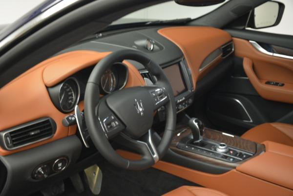 New 2018 Maserati Levante S Q4 GranLusso for sale Sold at Pagani of Greenwich in Greenwich CT 06830 13