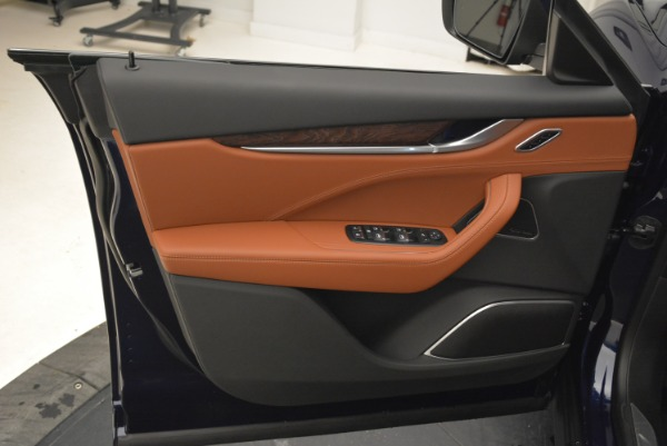 New 2018 Maserati Levante S Q4 GranLusso for sale Sold at Pagani of Greenwich in Greenwich CT 06830 16