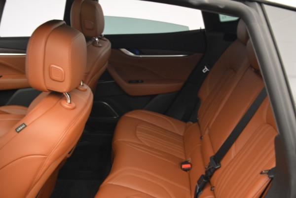 New 2018 Maserati Levante S Q4 GranLusso for sale Sold at Pagani of Greenwich in Greenwich CT 06830 17