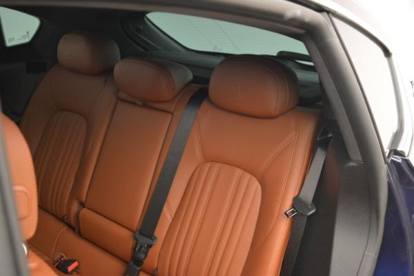 New 2018 Maserati Levante S Q4 GranLusso for sale Sold at Pagani of Greenwich in Greenwich CT 06830 18
