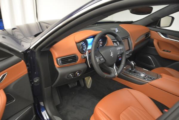New 2018 Maserati Levante S Q4 GranLusso for sale Sold at Pagani of Greenwich in Greenwich CT 06830 19