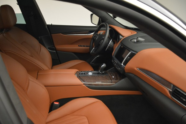 New 2018 Maserati Levante S Q4 GranLusso for sale Sold at Pagani of Greenwich in Greenwich CT 06830 22