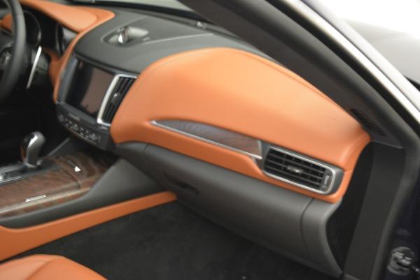 New 2018 Maserati Levante S Q4 GranLusso for sale Sold at Pagani of Greenwich in Greenwich CT 06830 23