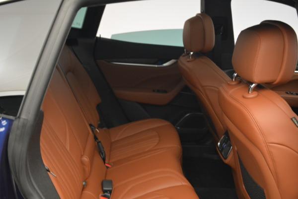 New 2018 Maserati Levante S Q4 GranLusso for sale Sold at Pagani of Greenwich in Greenwich CT 06830 24