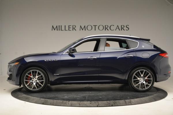 New 2018 Maserati Levante S Q4 GranLusso for sale Sold at Pagani of Greenwich in Greenwich CT 06830 4
