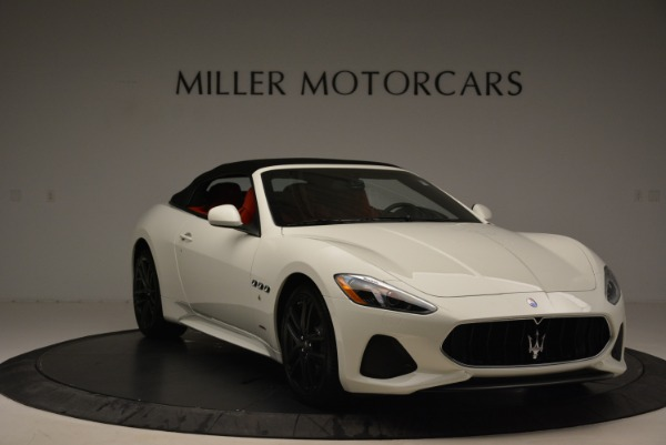 New 2018 Maserati GranTurismo Sport Convertible for sale Sold at Pagani of Greenwich in Greenwich CT 06830 12