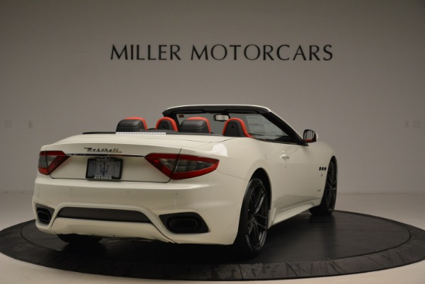 New 2018 Maserati GranTurismo Sport Convertible for sale Sold at Pagani of Greenwich in Greenwich CT 06830 19