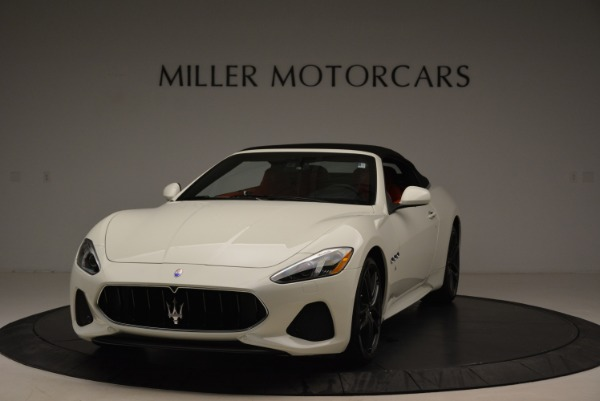 New 2018 Maserati GranTurismo Sport Convertible for sale Sold at Pagani of Greenwich in Greenwich CT 06830 2