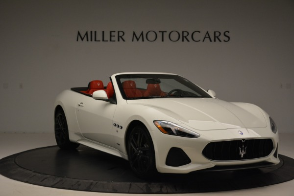 New 2018 Maserati GranTurismo Sport Convertible for sale Sold at Pagani of Greenwich in Greenwich CT 06830 23