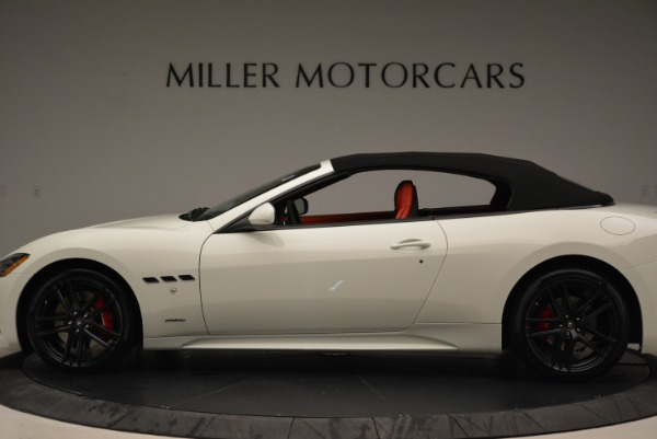New 2018 Maserati GranTurismo Sport Convertible for sale Sold at Pagani of Greenwich in Greenwich CT 06830 4