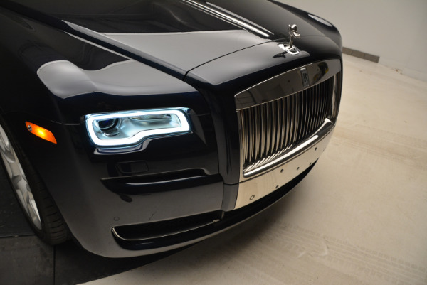 Used 2015 Rolls-Royce Ghost for sale Sold at Pagani of Greenwich in Greenwich CT 06830 14