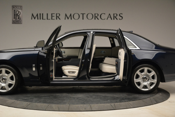 Used 2015 Rolls-Royce Ghost for sale Sold at Pagani of Greenwich in Greenwich CT 06830 17