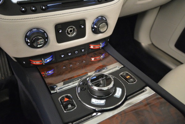 Used 2015 Rolls-Royce Ghost for sale Sold at Pagani of Greenwich in Greenwich CT 06830 23