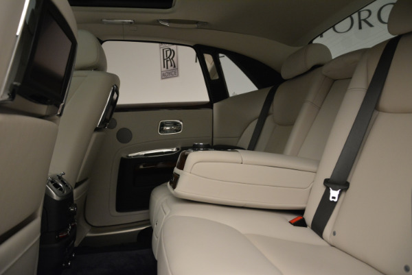 Used 2015 Rolls-Royce Ghost for sale Sold at Pagani of Greenwich in Greenwich CT 06830 26