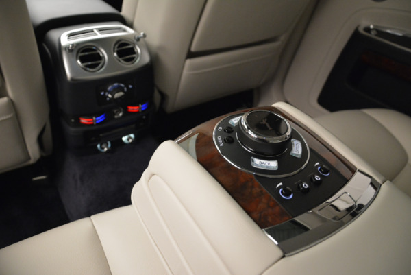 Used 2015 Rolls-Royce Ghost for sale Sold at Pagani of Greenwich in Greenwich CT 06830 28