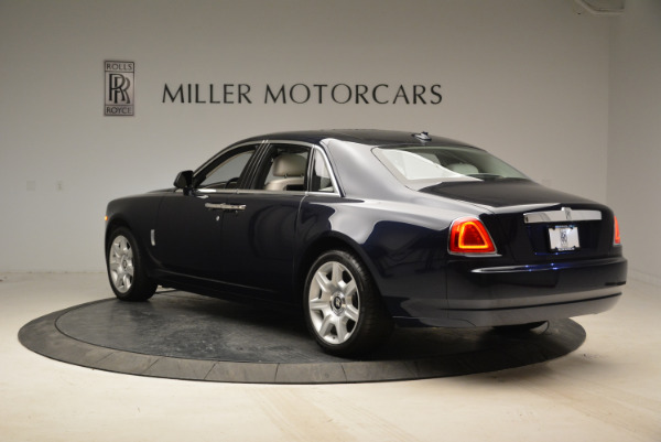 Used 2015 Rolls-Royce Ghost for sale Sold at Pagani of Greenwich in Greenwich CT 06830 5