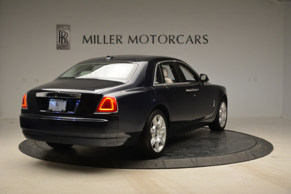 Used 2015 Rolls-Royce Ghost for sale Sold at Pagani of Greenwich in Greenwich CT 06830 7