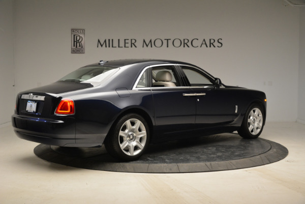 Used 2015 Rolls-Royce Ghost for sale Sold at Pagani of Greenwich in Greenwich CT 06830 8