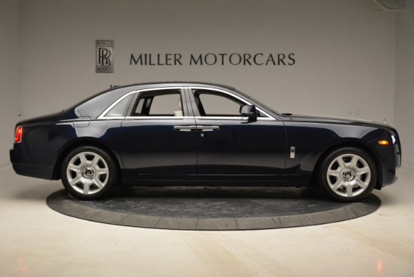 Used 2015 Rolls-Royce Ghost for sale Sold at Pagani of Greenwich in Greenwich CT 06830 9