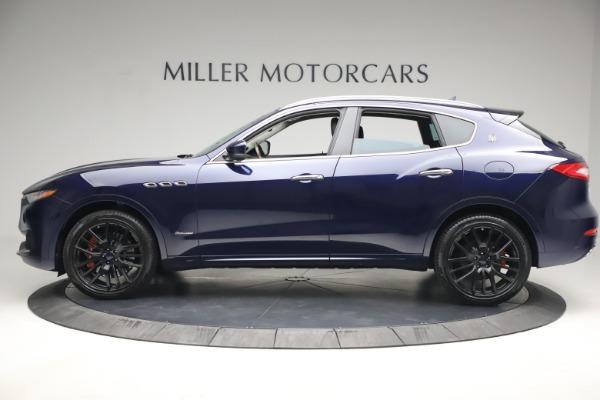 Used 2018 Maserati Levante S Q4 GranLusso for sale $67,900 at Pagani of Greenwich in Greenwich CT 06830 3