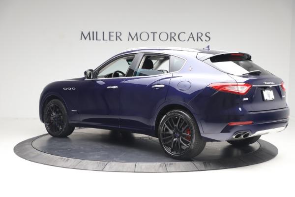 Used 2018 Maserati Levante S Q4 GranLusso for sale $67,900 at Pagani of Greenwich in Greenwich CT 06830 4