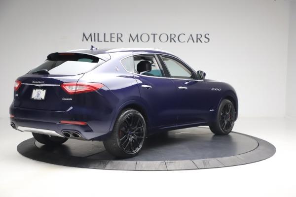 Used 2018 Maserati Levante S Q4 GranLusso for sale $67,900 at Pagani of Greenwich in Greenwich CT 06830 7