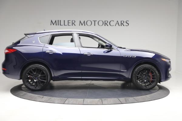 Used 2018 Maserati Levante S Q4 GranLusso for sale $67,900 at Pagani of Greenwich in Greenwich CT 06830 9