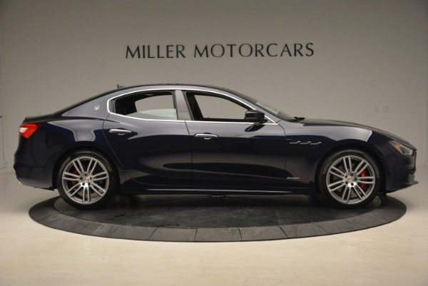 New 2018 Maserati Ghibli S Q4 GranSport for sale Sold at Pagani of Greenwich in Greenwich CT 06830 9