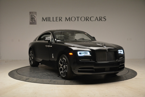 Used 2017 Rolls-Royce Wraith Black Badge for sale Sold at Pagani of Greenwich in Greenwich CT 06830 10