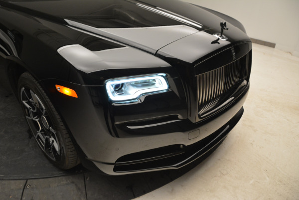 Used 2017 Rolls-Royce Wraith Black Badge for sale Sold at Pagani of Greenwich in Greenwich CT 06830 12
